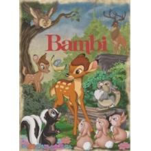 JUMBO Puzzle Bambi 1000 dílků