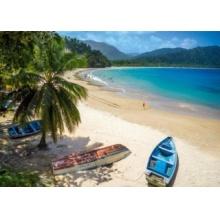 JUMBO Puzzle Trinidad a Tobago 1000 dílků