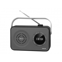 Rádio SENCOR SRD 3200 B BT/USB/MP3