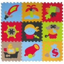 BABY GREAT Pěnové puzzle Piráti SX (30x30)