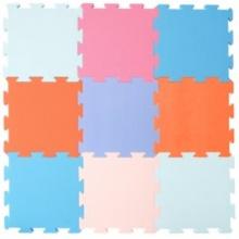 LC Pěnový koberec extra pastelový 0+