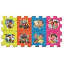 TREFL Pěnové puzzle Pohádky Nickelodeon s Tlapkovou patrolou