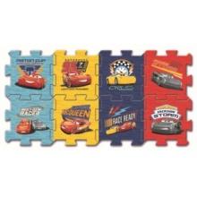 TREFL Pěnové puzzle Auta 3
