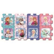 TREFL Pěnové puzzle Ledové království II