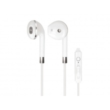 Sluchátka do uší FOREVER SE-410 WHITE