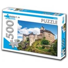 TOURIST EDITION Puzzle Loket 500 dílků (č.24)