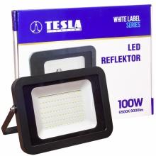 FL330165-6 Tesla - LED reflektor, 100W, 9000lm, 230V, 6500K, 25 000h, CRI >70, IP65, 110°