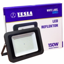 FL381565-6 Tesla - LED reflektor, 150W, 13500lm, 230V, 6500K, 25 000h, CRI >70, IP65, 110°