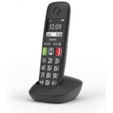GIGASET-E290HX Gigaset - DECT/GAP přídavné sluchátko k modelu Gigaset E290, černý