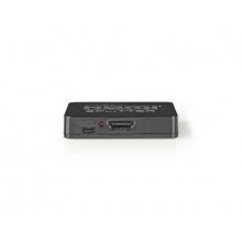 Rozbočovač 1x HDMI - 2x HDMI NEDIS VSPL34002BK