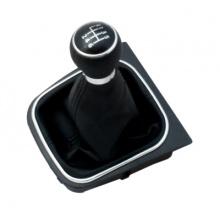 Páka řadící s manžetou VW GOLF IV 2008 - 2012 6st BLACK