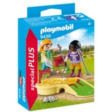 PLAYMOBIL Dětský minigolf 9439