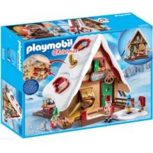PLAYMOBIL Vánoční pekárna s formičkami na pečení 9493