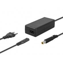 Nabíjecí adaptér pro notebooky Dell 19,5V 3,33A 65W konektor 7,4mm x 5,1mm s vnitřním pinem