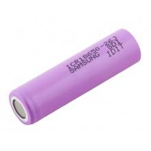 Nabíjecí průmyslová baterie 18650 Samsung 2600mAh 3,7V Li-Ion