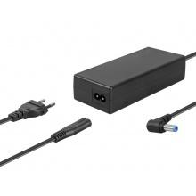 Nabíjecí adaptér pro notebooky 19V 4,74A 90W zahnutý konektor 5,5mm x 2,5mm