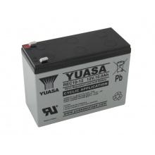 Yuasa 12V 10Ah olověný akumulátor DeepCycle AGM F2 (REC10-12)