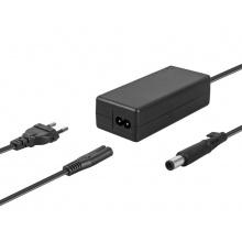Nabíjecí adaptér pro notebooky HP 18,5V 3,5A 65W konektor 7,4mm x 5,1mm s vnitřním pinem