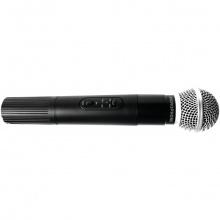 Omnitronic VHF-450 bezdrátový ruční mikrofon 174.1 MHz