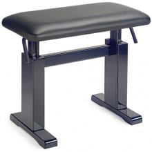 Stagg PBH 780 BKP LBK, hydraulická klavírní stolička