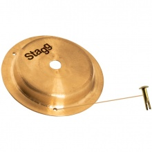 Stagg DH-B45MP, činel pure bell