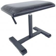 Stagg PBH 740 BKP VBK, hydraulická klavírní stolička