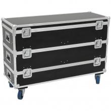 Transportní case pro 3x 4 LED Bar velikost L