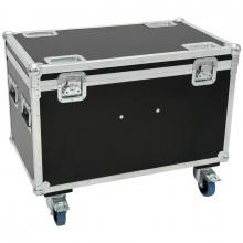 Transportní case pro 4x PLB-130, s kolečky