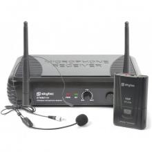Vonyx STWM711H - VHF mikrofonní set 1 kanálový, 1x náhlavní mikrofon