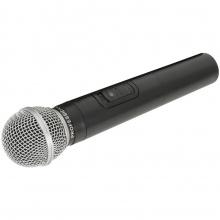 QTX ruční mikrofon VHF pro QR+QX mobilní sady, 174,1 MHz