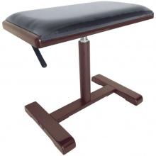 Stagg PBH 740 RWM VBK, hydraulická klavírní stolička