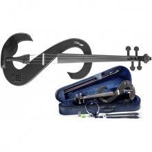 Stagg EVA 4/4 BK, elektrická viola