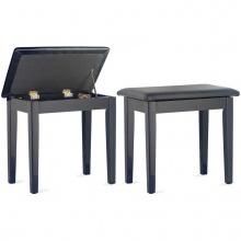 Stagg PBF23 BKP SBK, klavírní stolička