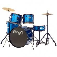 Stagg TIM122B BL, bicí sada, modrá