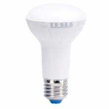 R6270760-7 Tesla - LED žárovka Reflektor R63, E27, 7W, 230V, 560lm, 25 000h, 6000K studená bílá, 180°