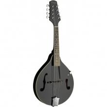 Stagg M20 BLK, mandolína bluegrassová, černá