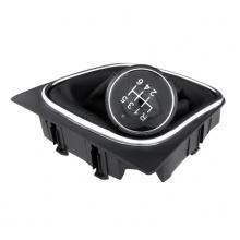 Páka řadící s manžetou VW EOS 2006 - 2012 6st BLACK