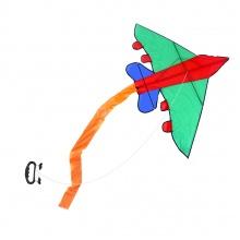 drak létající letadlo nylonový 140x98 cm (od 5 let)