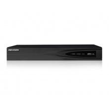 DS-7604NI-K1(B), NVR pro 4 IP kamery (40/80 Mbps), až 8 Mpx, 1x SATA, HDMI 4K, H.265+, Hikvision