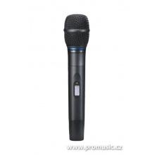Audio-Technica AEW-T5400a - Vysílač UHF s kardioidním, širokomembránovým kondenzátorovým mikrofonem