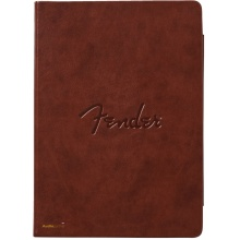 FENDER Leather Notebook