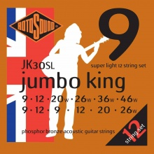 Rotosound JK30-SL Jumbo King Super Light