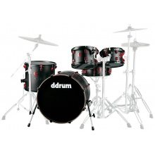 DDRUM Hybrid 5 Piece Kit - Player
