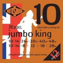 Rotosound JK30-EL Jumbo King Phosphor Bronze