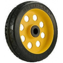 Rocknroller Rear Wheels 8'' by 2.5'' No-flat R-Trac (for R6, R8 and R14)