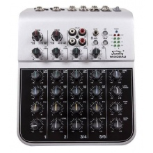 Soundking MIX02A USB Mixing Console