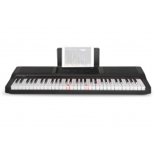 Smart piano The ONE Light Keyboard - Onyx Black