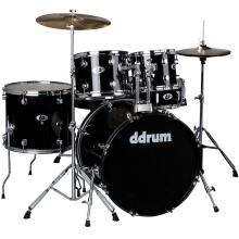 DDRUM D2 Series 5-Set Midnight Black