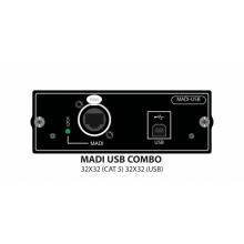 SF Si MADI-USB Card