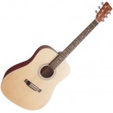SX SD204K Guitar Kit Natural